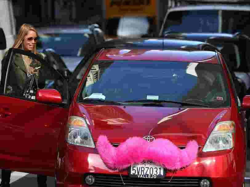La croissance fulgurante d'Uber et Lyft pourrait avoir augmenté la mortalité sur les routes, d'après une nouvelle étude