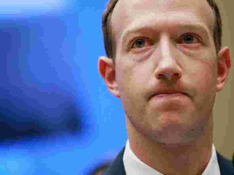 Des documents secrets de Facebook montrent que l'entreprise était au courant d'une fuite de données potentielle impliquant la Russie dès 2014