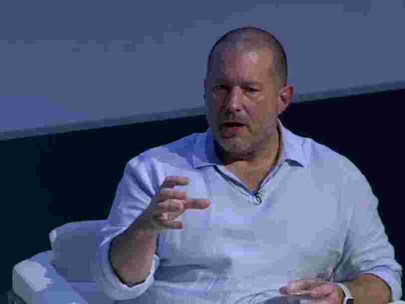 Jony Ive, le gourou du design d'Apple, pense que c'est le logiciel qui rend l'iPhone X 'remarquable' — pas son look