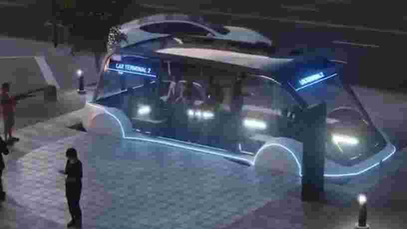 The Boring Company d'Elon Musk remporte l'appel d'offres pour négocier la création d'un transport en commun autonome à grande vitesse à Chicago