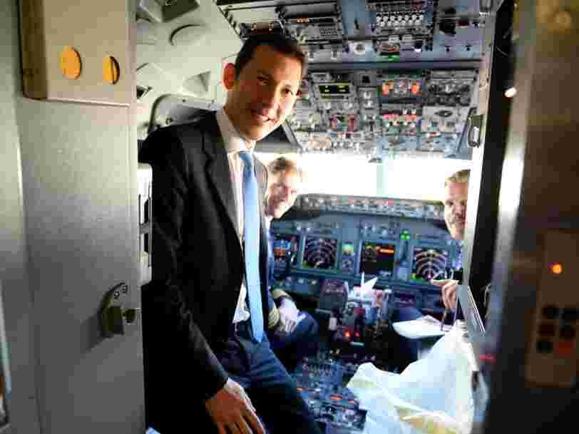 Joon a du plomb dans les ailes car le nouveau patron d'Air France pense que sa compagnie pour millennials n'a pas d'avenir