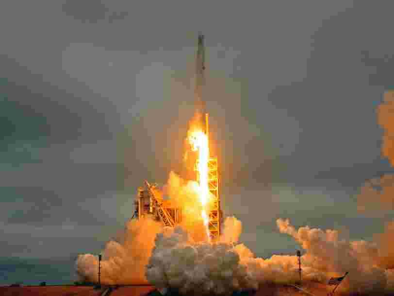 SpaceX est sur le point de tester le lancement 'potentiellement révolutionnaire' d'une fusée — voici comment le regarder en direct