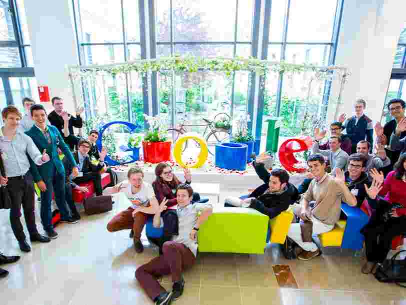Voici les 30 entreprises préférées par les étudiants en école d'ingénieurs en France