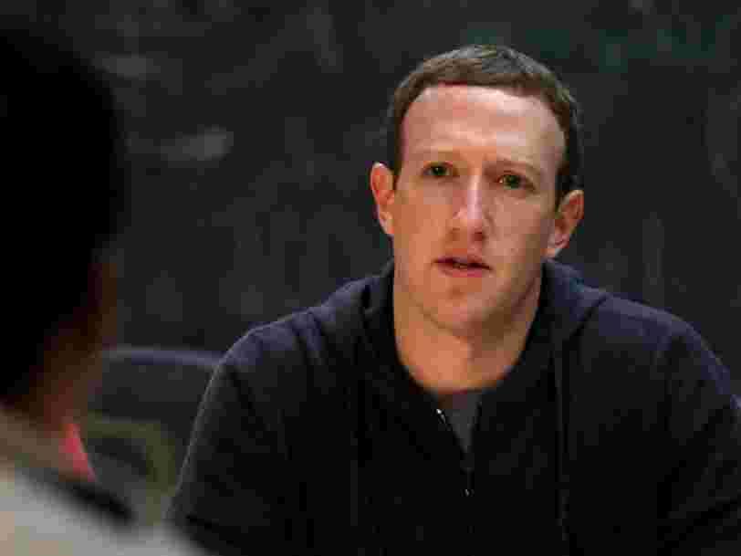 Les gens sont vraiment furieux du refus de Mark Zuckerberg de censurer les négationnistes de la Shoah sur Facebook