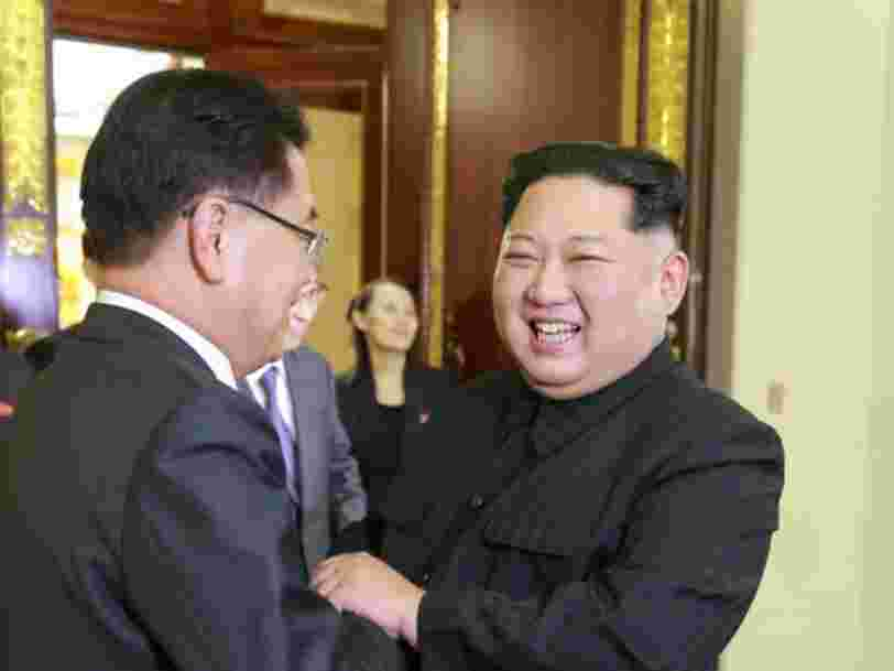 Les Etats-Unis renonceraient à de nouvelles sanctions contre la Corée du Nord alors que les discussions pour organiser un nouveau sommet progressent