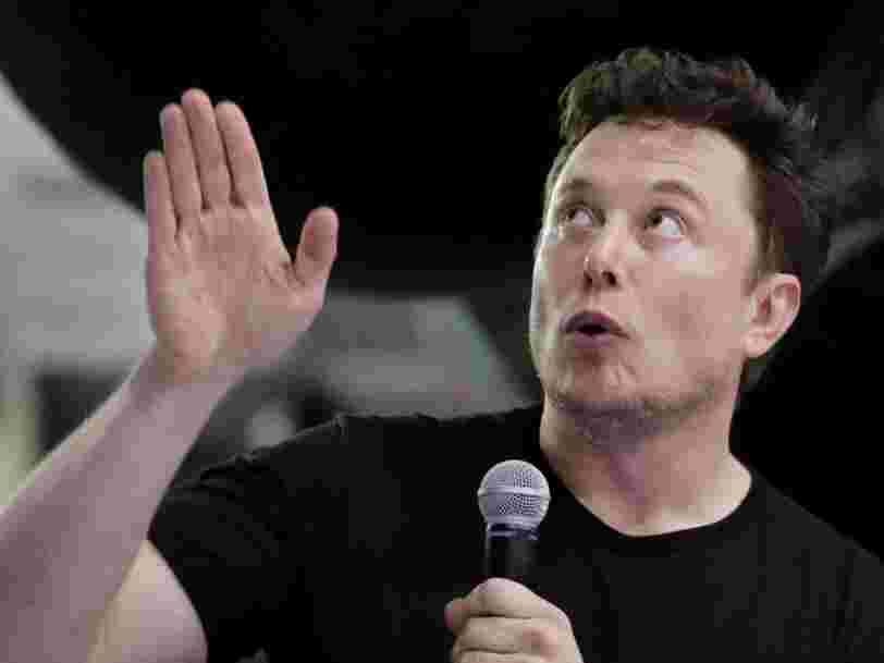Elon Musk a publié 2 vidéos spectaculaires qui montrent le nouveau moteur de fusée SpaceX en action pour la 1re fois