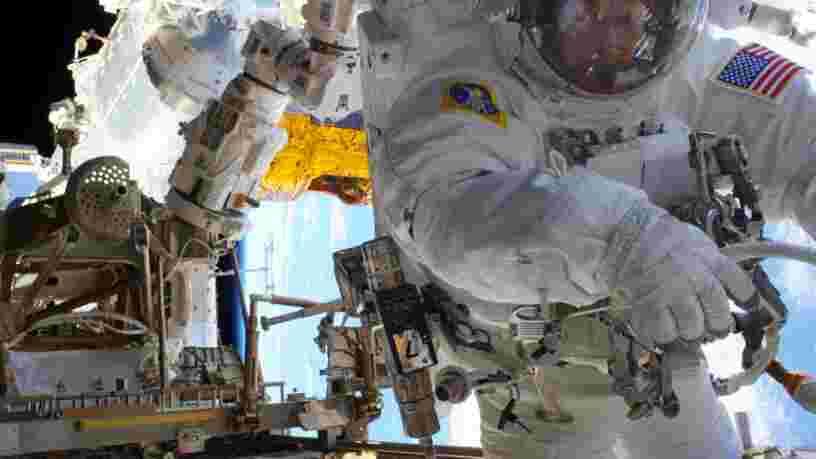 Un ordinateur principal de la Station spatiale internationale est tombé en panne — 2 astronautes se préparent à une réparation urgente