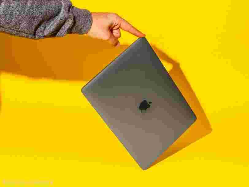 Apple rappelle certains MacBook Pro à cause d'un risque de surchauffe de la batterie