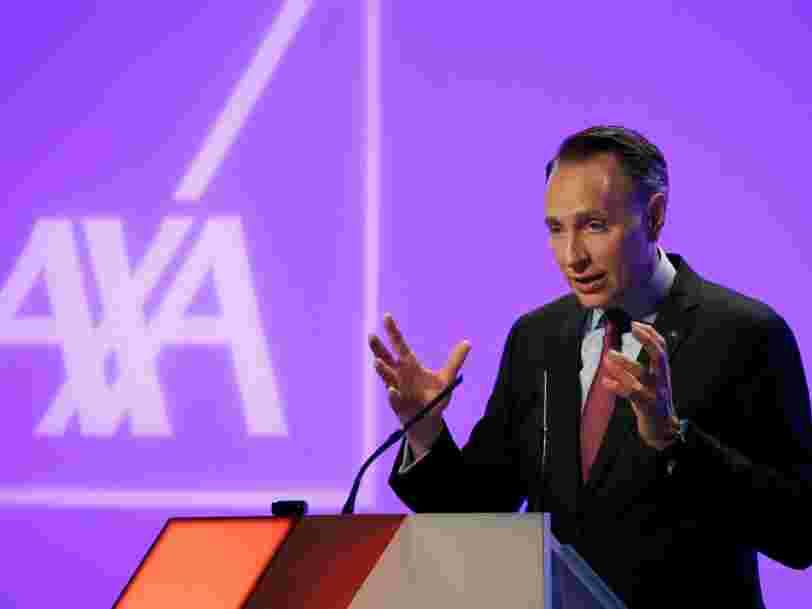 Axa débourse 12,4 Mds€ pour un concurrent américain —et conclut sa plus grosse acquisition depuis 2006