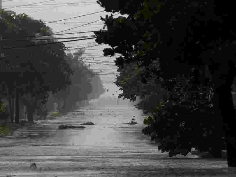 On commence à connaître le coût des ouragans qui ont sévi dans les Caraïbes et voici qui va payer