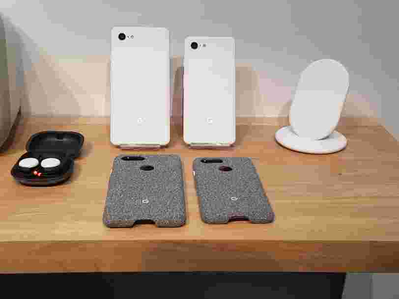 Google va pour la première fois vendre 2 smartphones Pixel en France — voici où vous pourrez les tester et les acheter