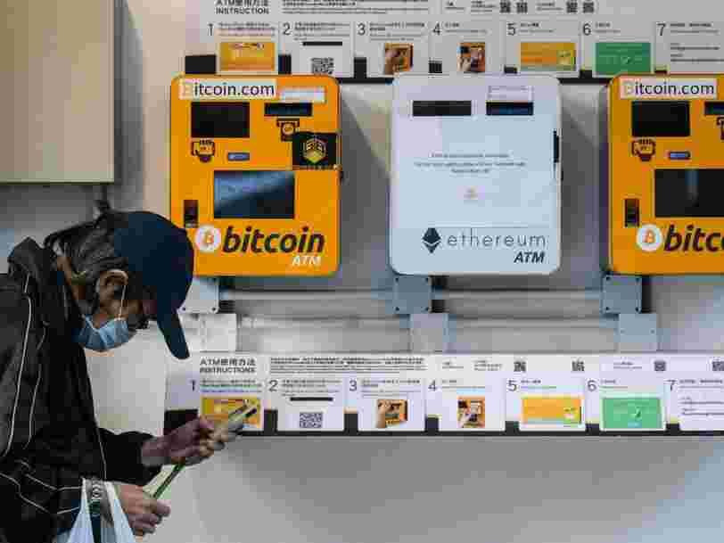 La Chine veut interdire tous les échanges de crypto-monnaies en bannissant les plateformes étrangères