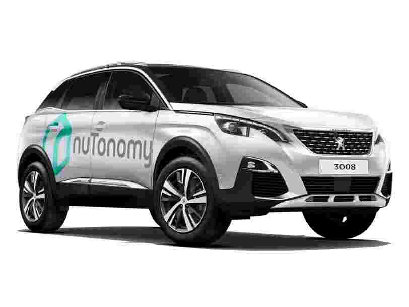 PSA envisage un avenir où des robots nous serviront de taxi et vient de signer un accord qui doit l'en rapprocher
