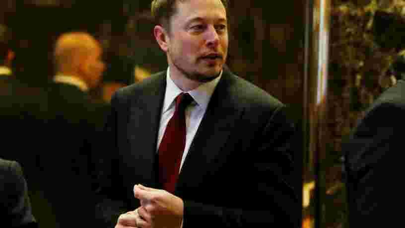 Elon Musk et d'autres patrons sont à la Maison-Blanche pour rencontrer Donald Trump