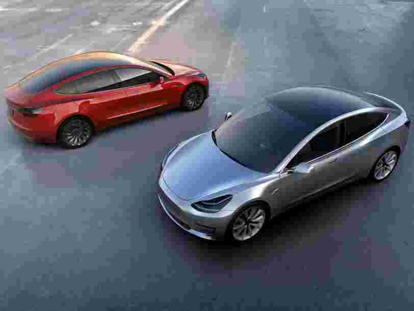 Il ne fait aucun doute que la Tesla Model 3 sortira comme prévu en 2017