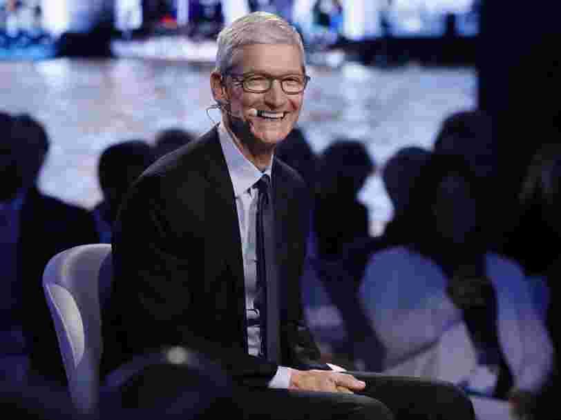 L'Irlande pourrait recevoir une amende de Bruxelles pour avoir renoncé à 13Mds€ d'impôts d'Apple