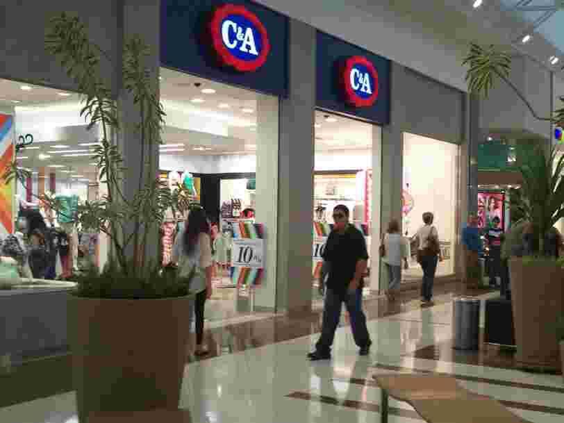 Ces 14 magasins C&A qui seraient menacés de fermeture en France