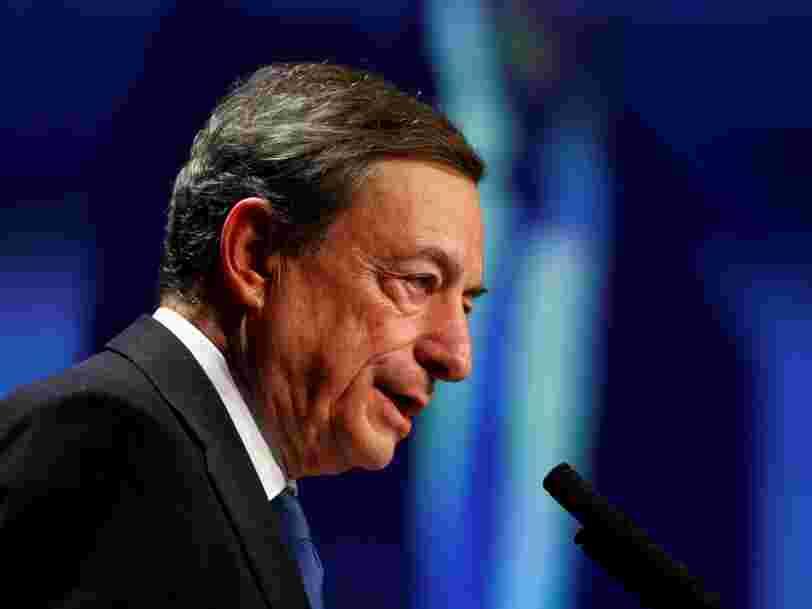 La Banque centrale européenne confirme la fin de son programme de rachat d'actifs — mais elle a d'autres moyens pour stimuler l'économie européenne