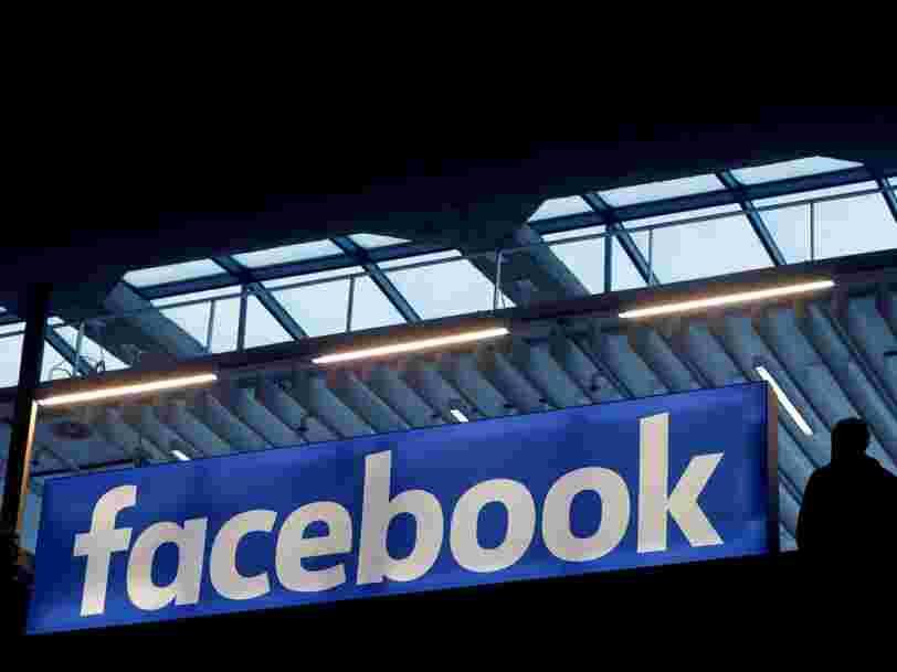 Facebook a discrètement créé une filiale en Chine dotée de 30 M$ — mais cette nouvelle tentative de percer le marché chinois aurait déjà avortée