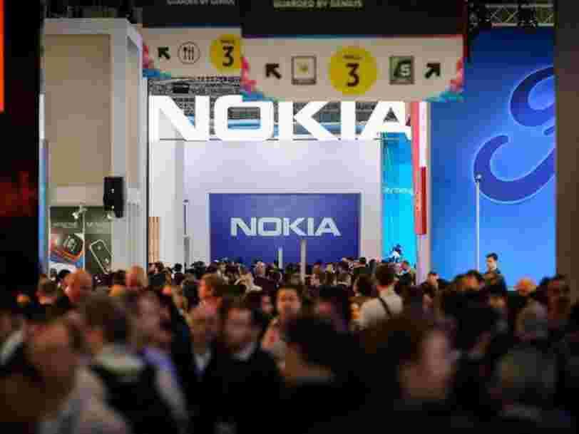 Nokia va supprimer près de 600 postes en France et promet de recruter 500 ingénieurs à la place
