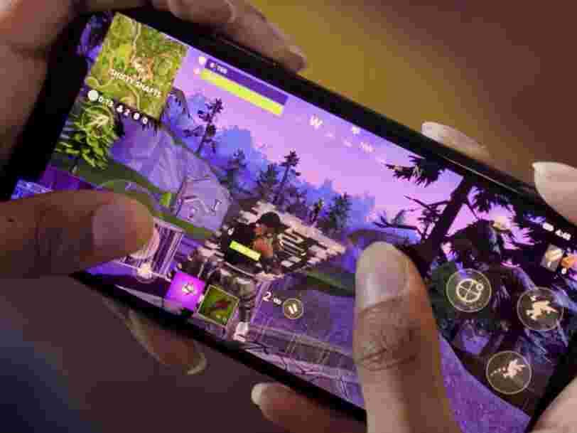 Fortnite a généré 100 M$ sur iOS lors de ses 90 premiers jours, se propulsant parmi les meilleurs lancements d'applis mobiles de tous les temps