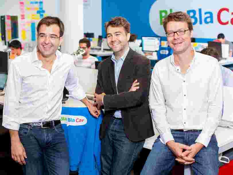 BlaBlaCar lance une nouvelle appli pour les trajets quotidiens  — mais s'aventure avec prudence sur ce nouveau marché