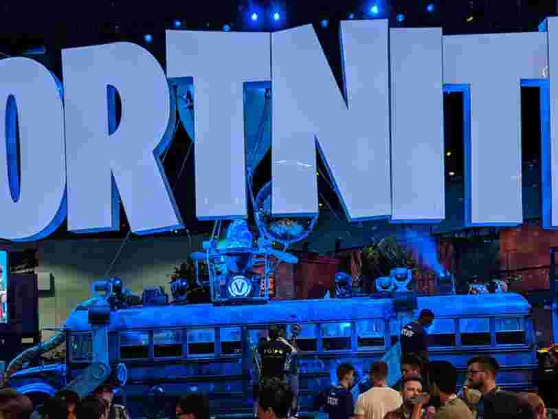 Dans un étrange revirement, 'Fortnite' sortirait sur Android et en exclusivité sur le nouveau smartphone de Samsung