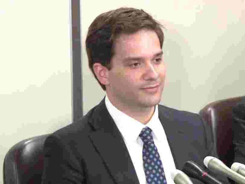 On vous présente Mark Karpelès, le jeune 'Baron du bitcoin' français qui risque 5 ans de prison au Japon pour détournement de fonds