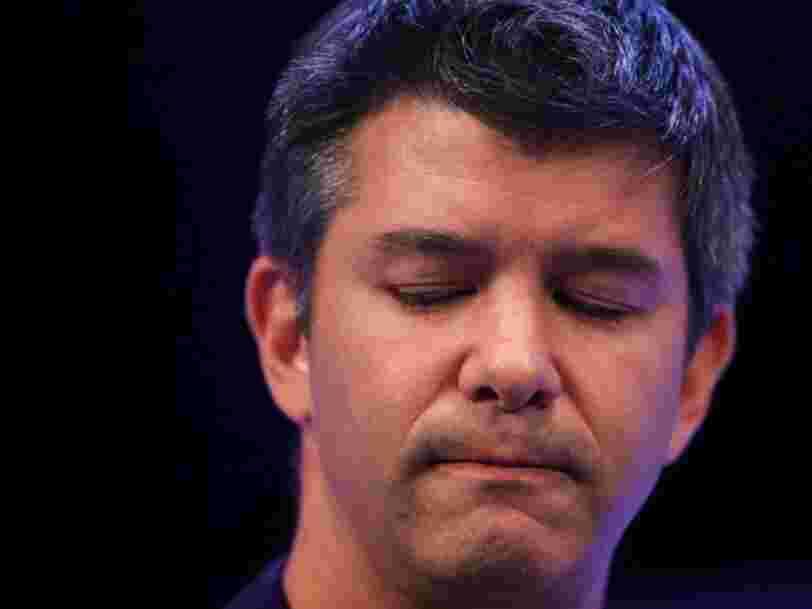Les tourments vécus par Uber ont déjà affecté la valorisation de l'entreprise