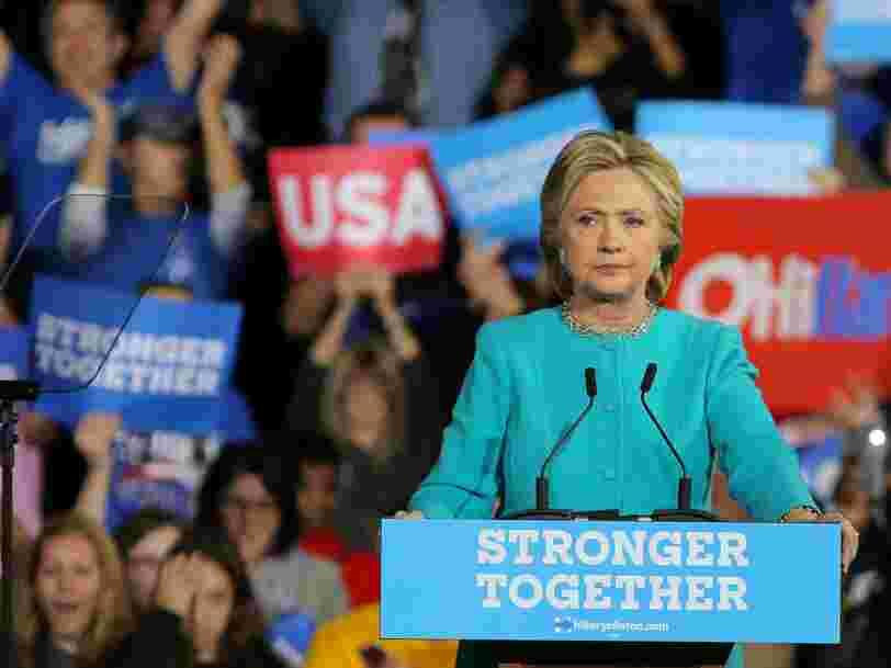 L'équipe de campagne d'Hillary Clinton semble vraiment paniquée au sujet d'un Etat qui n'a pas été républicain depuis deux décennies