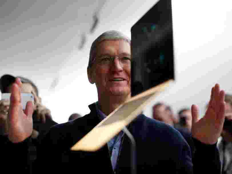 Apple devrait sortir un nouveau MacBook Air moins cher cette année