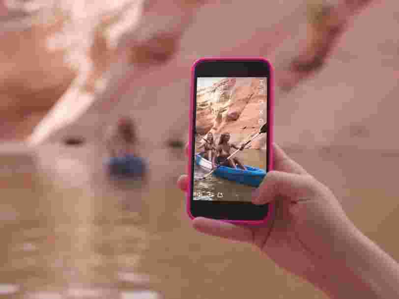 Les internautes adorent les stories sur Instagram — Snapchat invente une nouvelle fonction pour tenter de les retenir