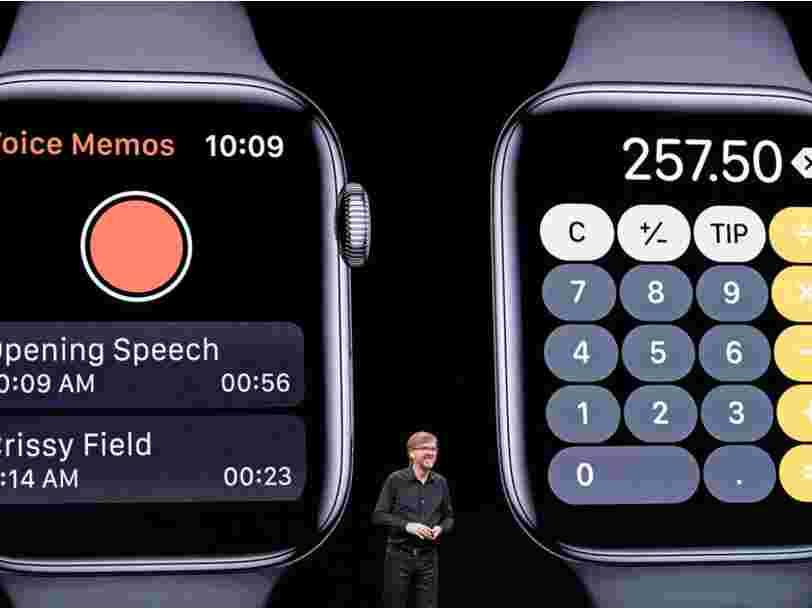 Les 8 meilleures fonctionnalités qui débarquent sur l'Apple Watch