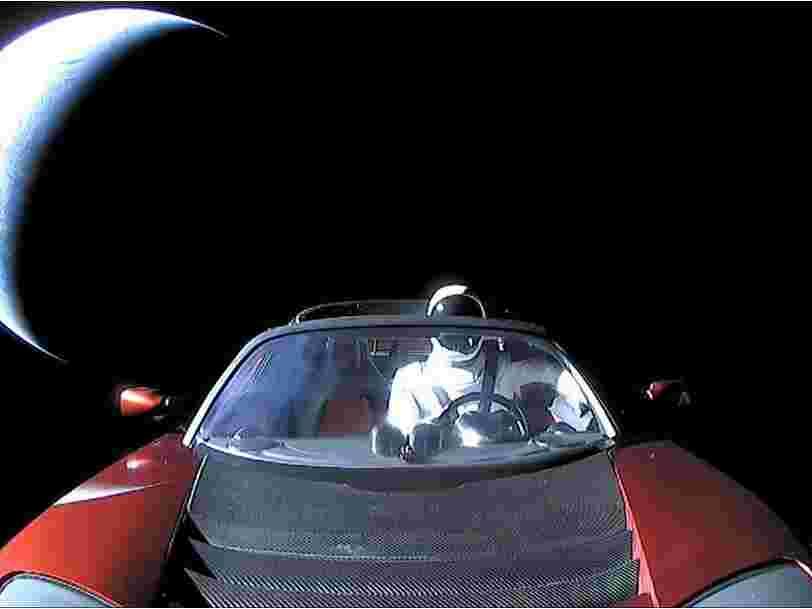 La nouvelle responsable de la protection planétaire de la NASA dit qu'elle ne veut pas 'd'autre Roadster rouge, là haut, en orbite'