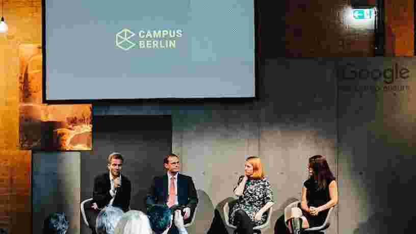 Google ouvre un campus pour entrepreneurs à Berlin