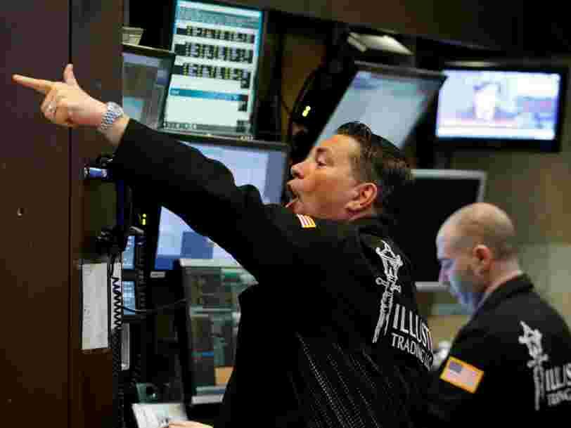 Apple pousse l'indice S&P 500 au-delà du cap des 20.000 Mds$ de capitalisation cumulée