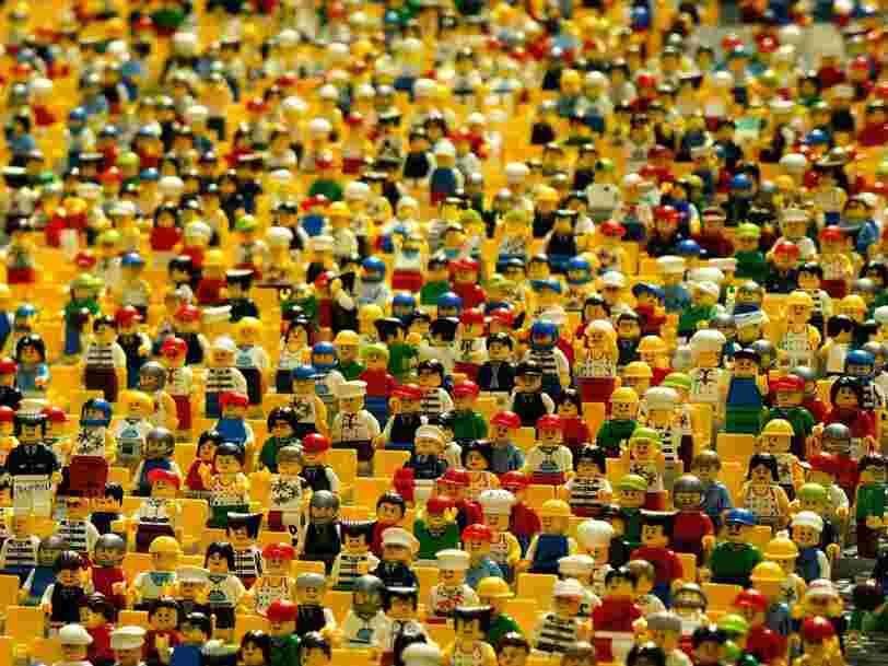 Lego, Rolex, Netflix... les 25 entreprises qui ont la meilleure réputation en France