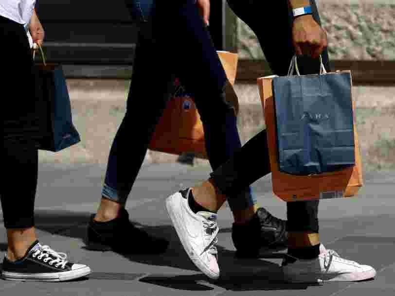 Il y a un chiffre qui révèle à quoi ressemble la croissance rapide du propriétaire de Zara sur le terrain