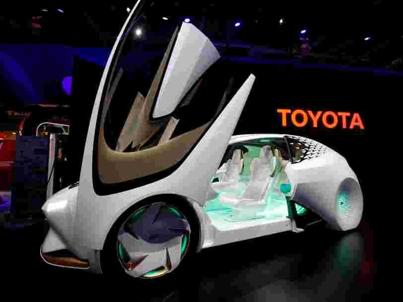 Toyota va tester d'ici 3 ans des voitures autonomes capables de comprendre les émotions du conducteur