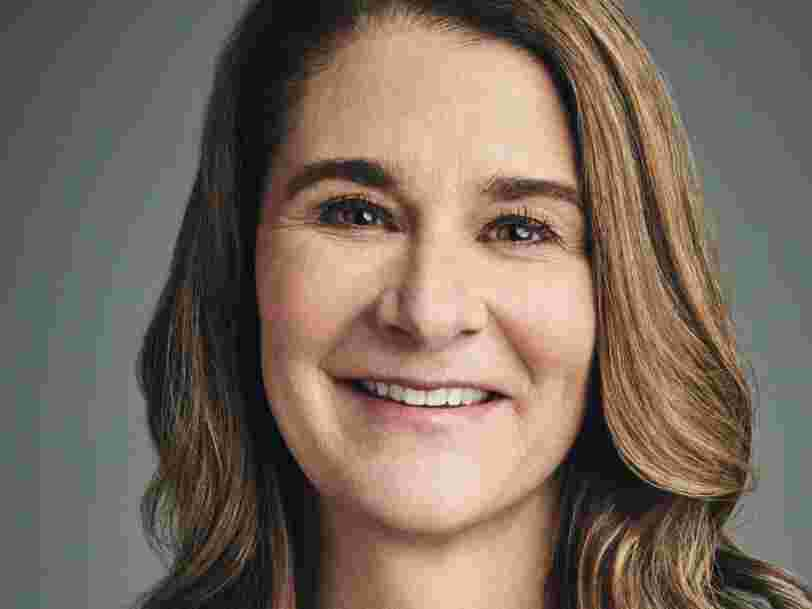 Melinda Gates a des conseils à donner aux parents stressés par leur boulot