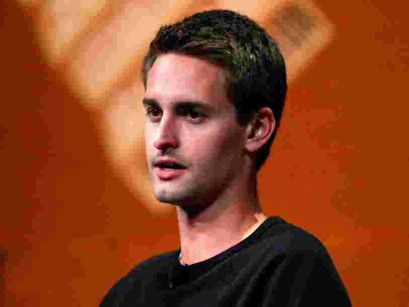 Un employé licencié par Snapchat affirme que l'entreprise a menti à ses investisseurs avant son introduction en bourse