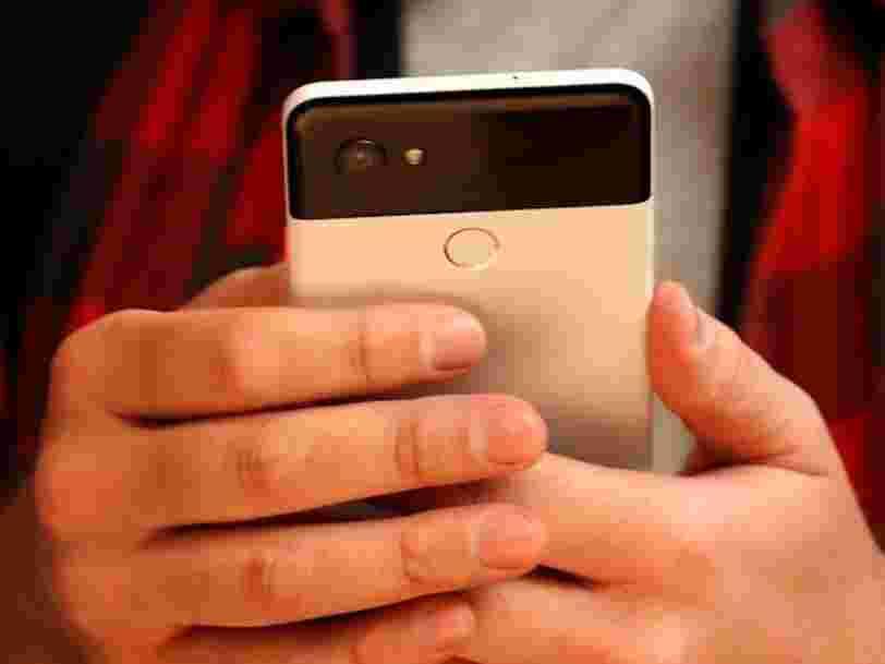 Google pourrait repartir à l'assaut de l'iPhone X avec un téléphone Pixel 3 repensé et amélioré