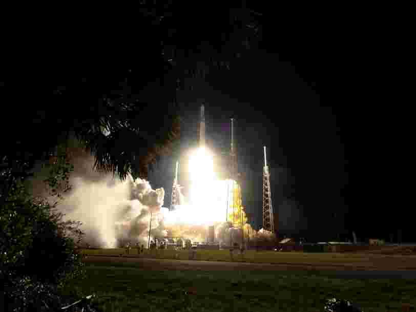 SpaceX a levé 1 Md$ pour concrétiser son projet Starlink et sa méga fusée censée aller sur Mars