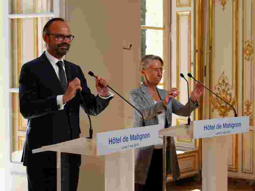 Edouard Philippe instaure une règle budgétaire à la SNCF que la France n'a jamais respectée depuis 40 ans
