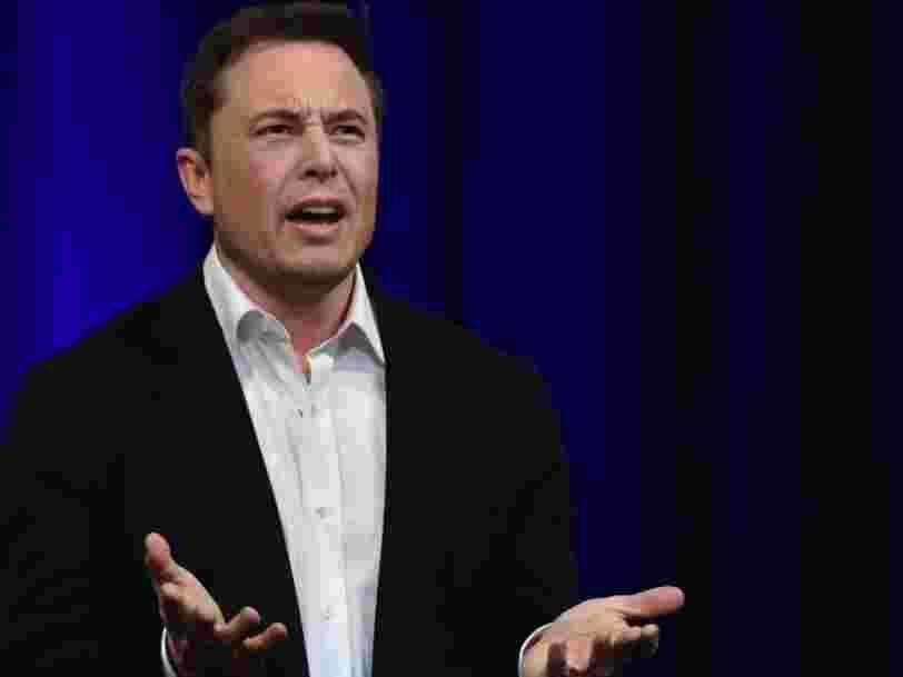La Chine utilise un tweet d'Elon Musk pour faire sa propagande