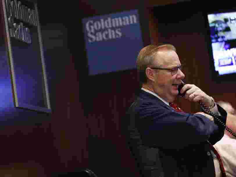 GOLDMAN SACHS: 4 transitions clés à surveiller en 2017