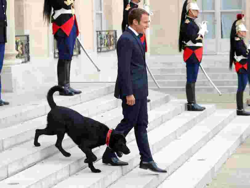 Emmanuel Macron donne une bonne raison de continuer à lire même quand on a un emploi du temps surchargé