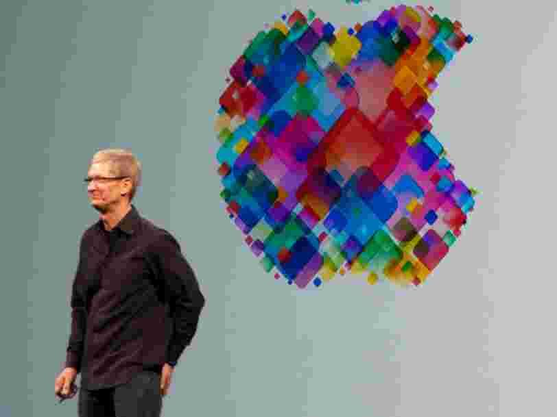 Apple et Samsung viennent de solder un litige de 7 ans sur les brevets de l'iPhone