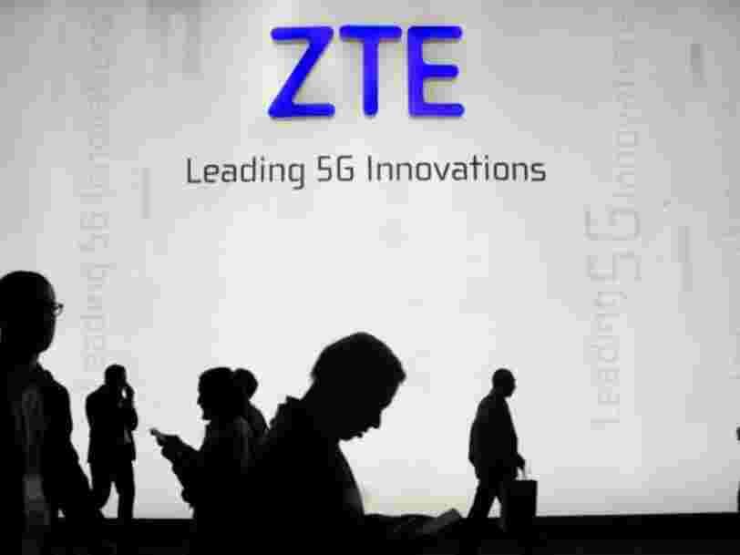 La raison d'être de l'entreprise tech chinoise ZTE est d'espionner les autres pays, selon un concurrent cité par des documents judiciaires