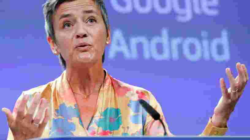 La femme qui a le pouvoir de mettre Google en pièces dit qu'un démantèlement n'est peut-être pas la meilleure solution